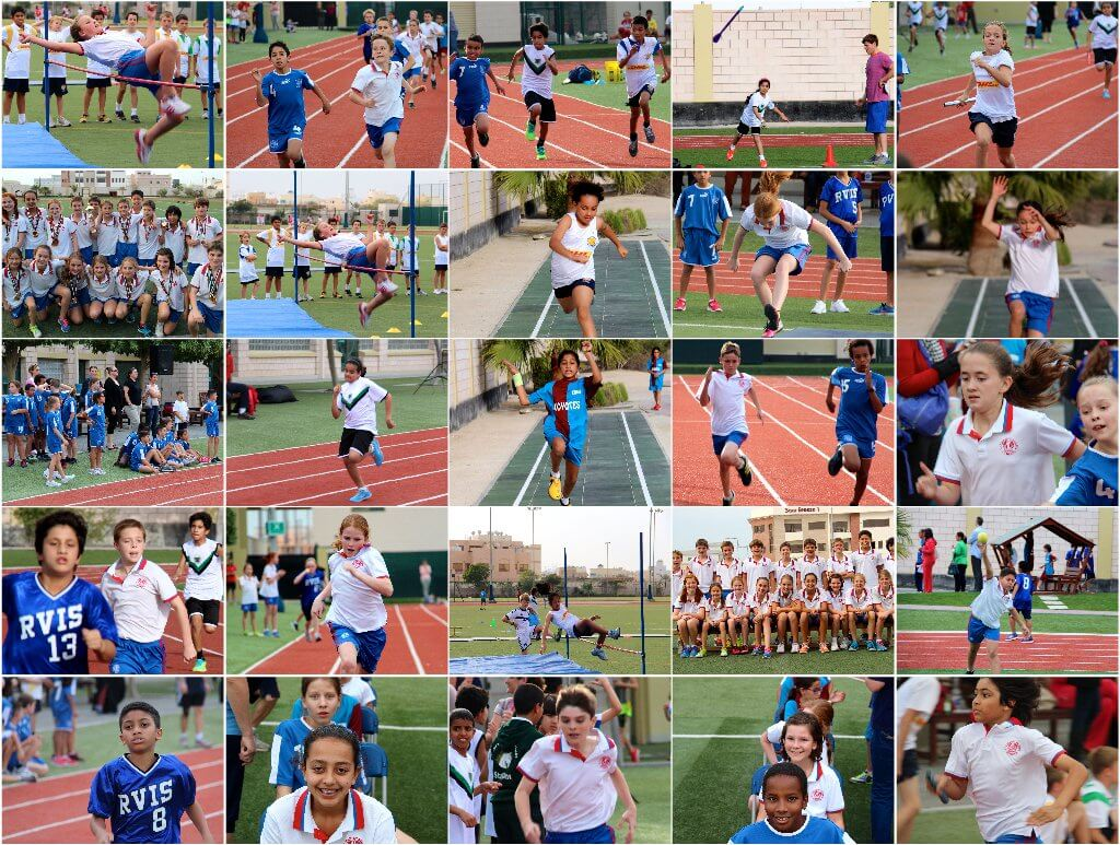 Athletics Meet 1
