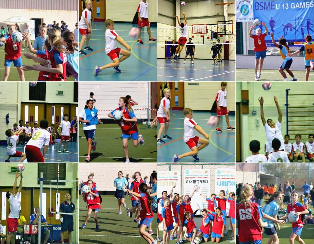 Day 2 Boys Volleyball and Girls Netball