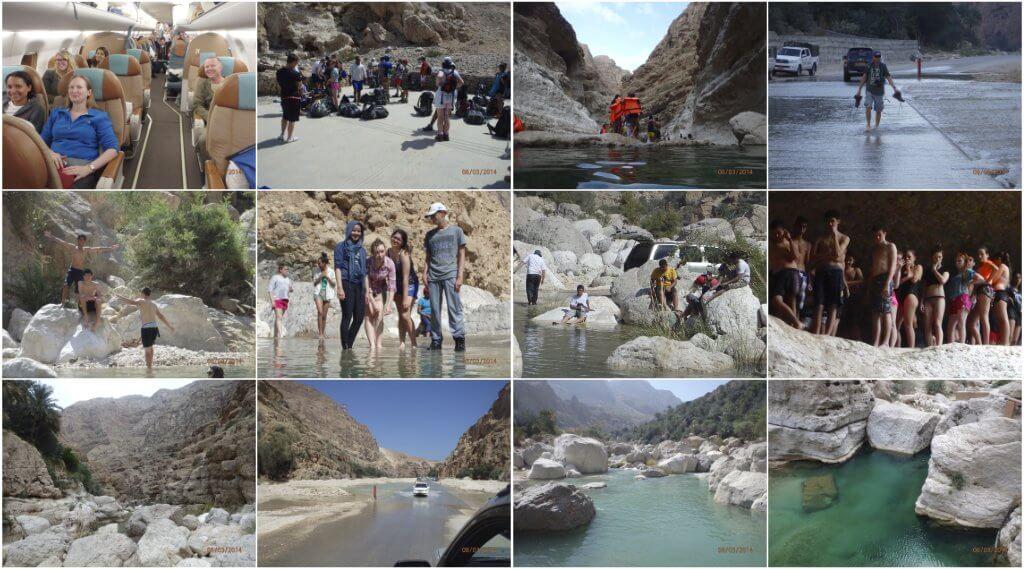 D of E Oman