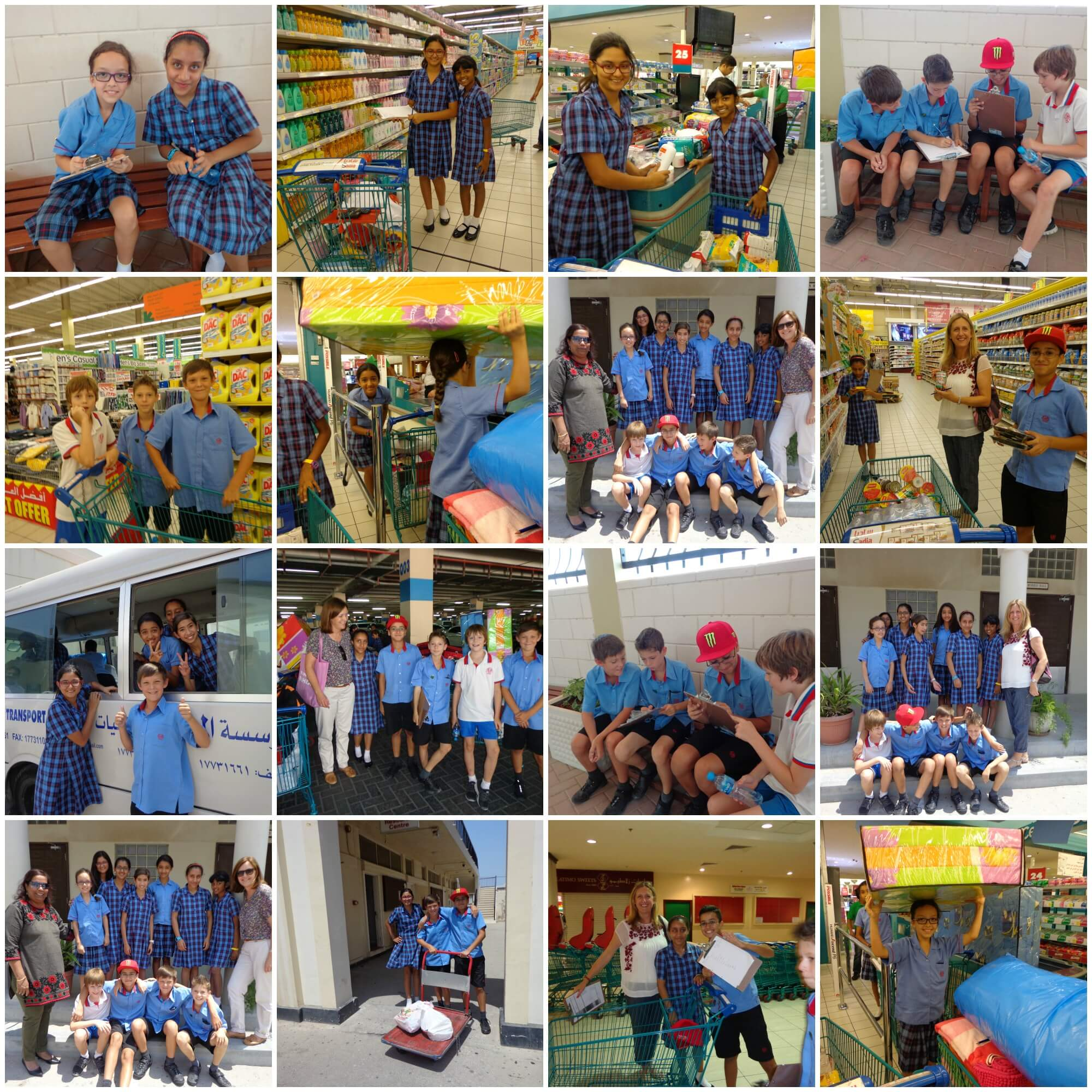 Year 6 Community Service2