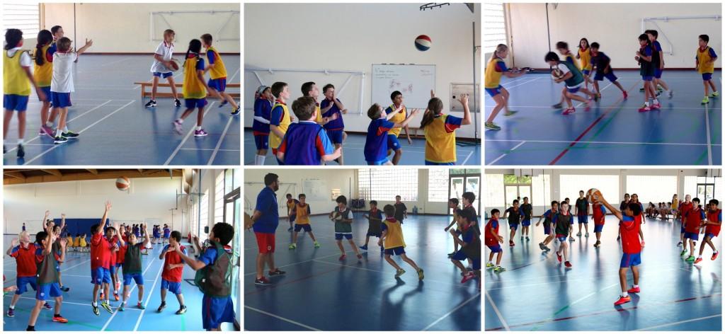 Y5&6 Basketball