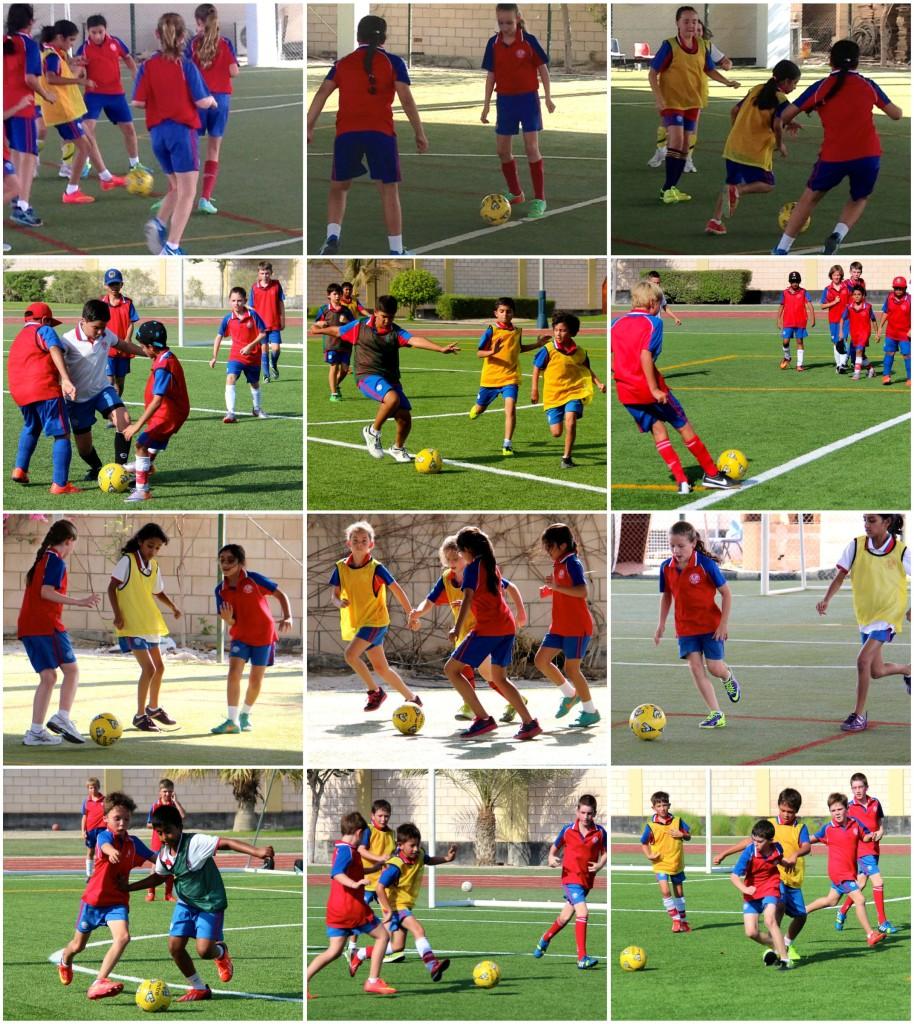 Y5&6 Football B&G
