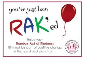 RAK card