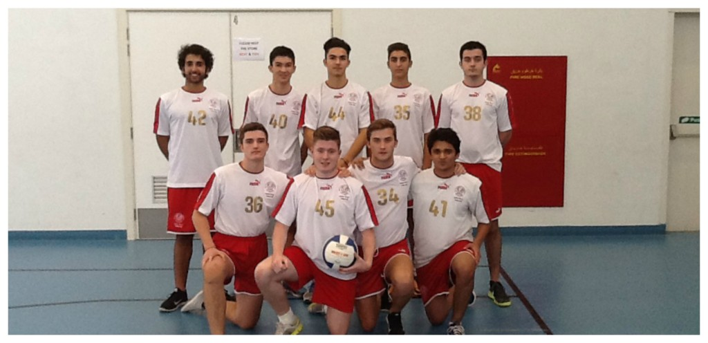 Volleyball Boys - Senior Boys RCH