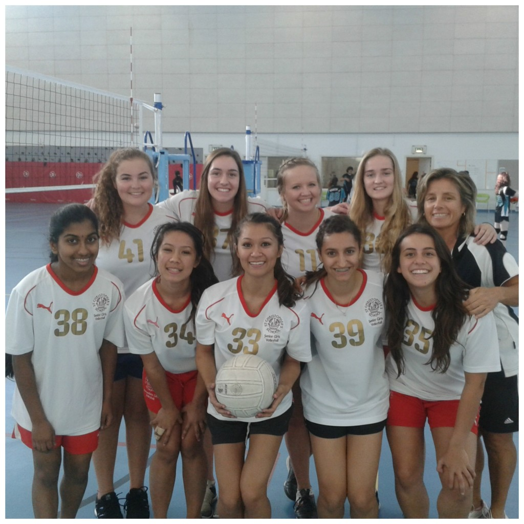 Volleyball - Senior Girls SHO