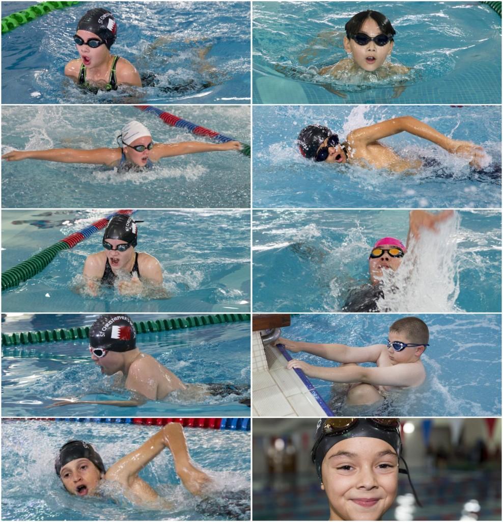 Swim no 1