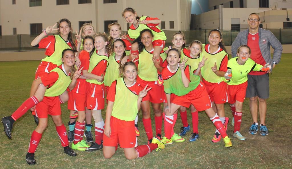 St Chris U13 Team