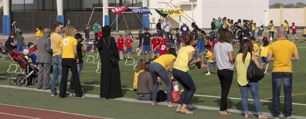 Y1 Sports Day 001