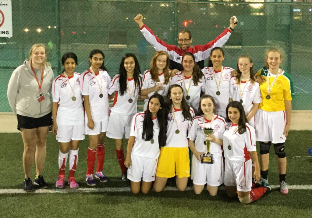 intergirls tournament winners