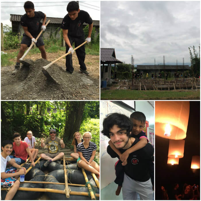 Thailand Community Service