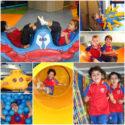 Nursery visit Yellow Submarine