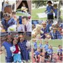 Reception Teddy Bears' Picnic 2017