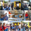 Nursery Ambulance & Fire Fighter Visit