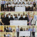 Annual Charity Breakfast Auction & Cheque Presentation