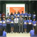 Junior (Y7 & Y8) UK Maths Challenge