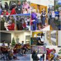 Art Exhibition & Musical Interlude