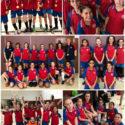 Girls Indoor Football Tournament