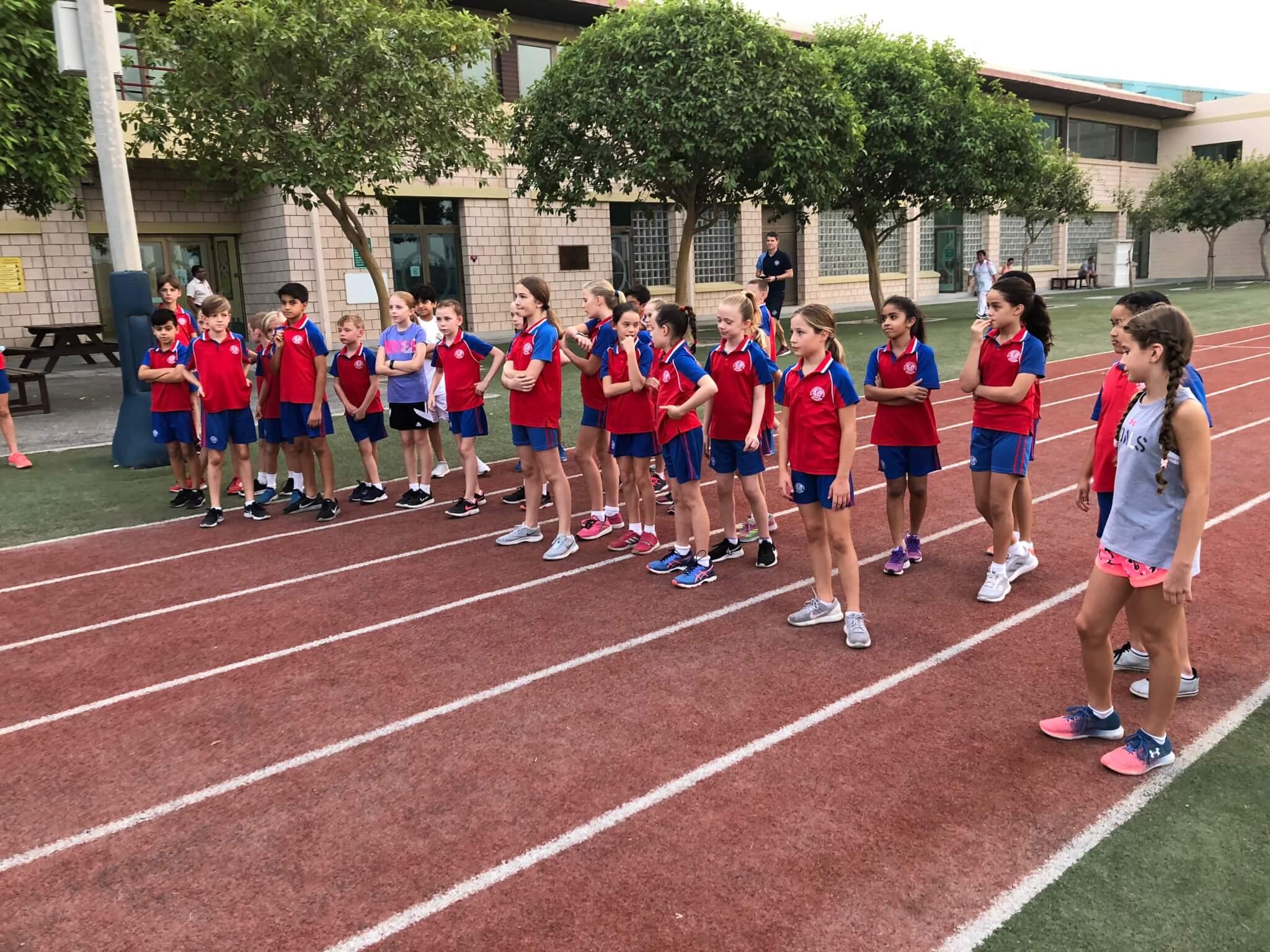 Yr5 Runners