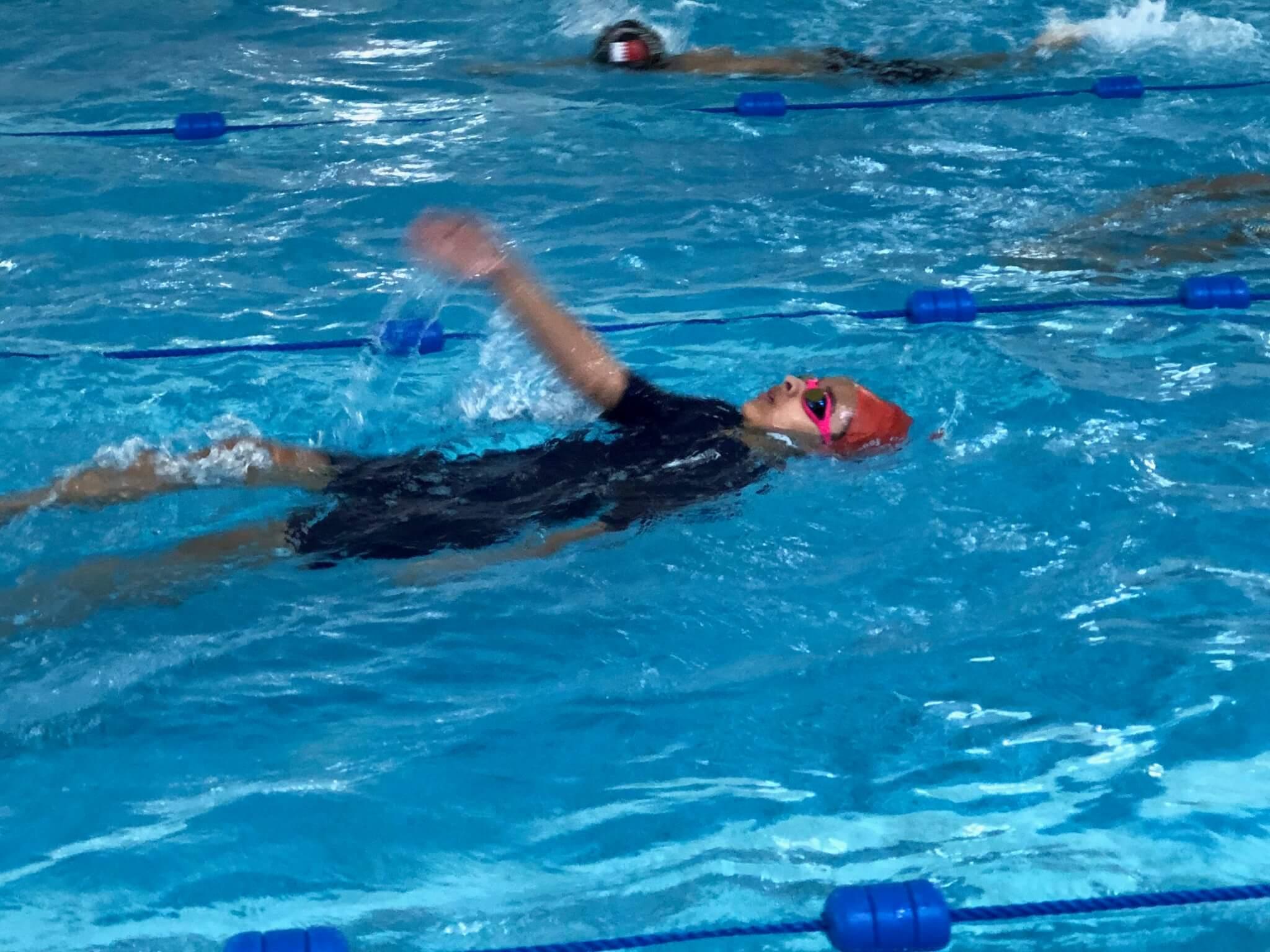 Yr5 Swim Trials