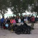 Staff Beach Clean Up
