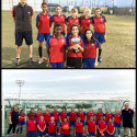 Under 13 Girls Football Season 2018-2019