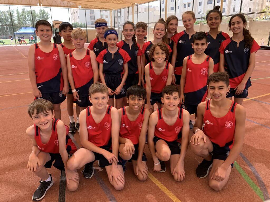Athletics Team - Stephen Dales
