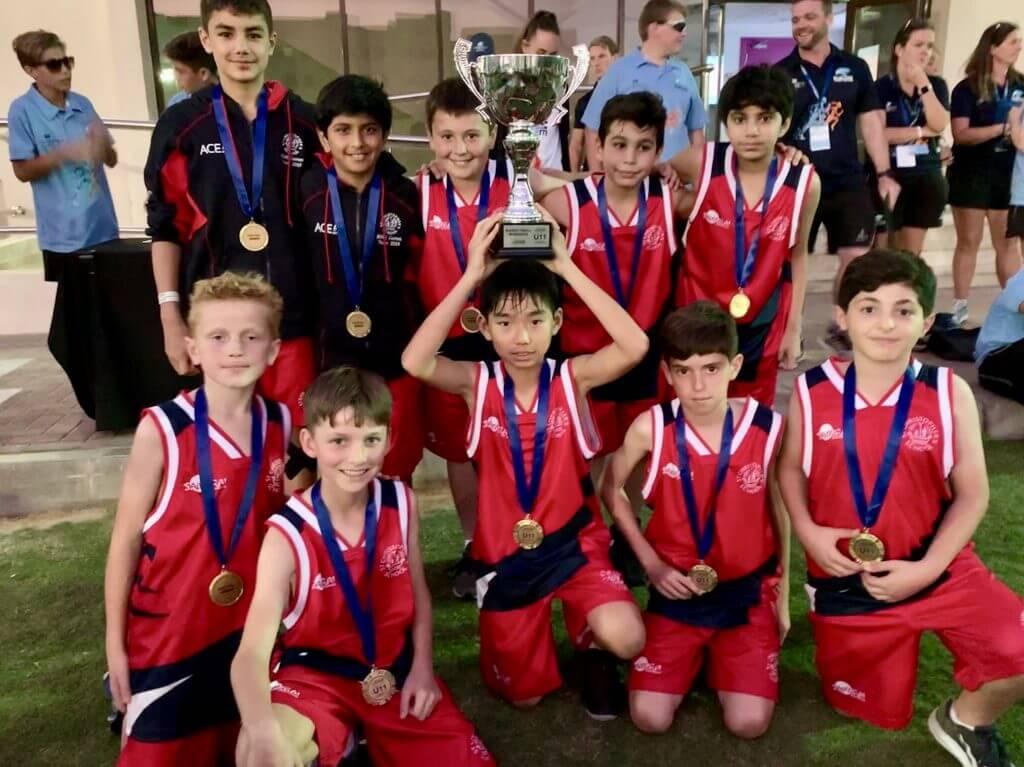 Boys Basketball Trophy - Stephen Dales