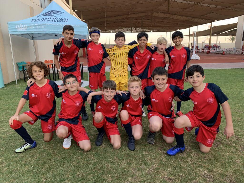 Boys Football - Stephen Dales