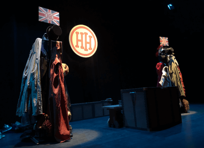 Horrible Histories - Jamie ODowd