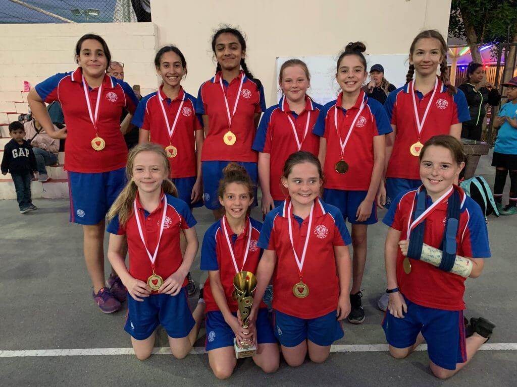 Miraculous medals and trophy winners - Rebecca Lambert
