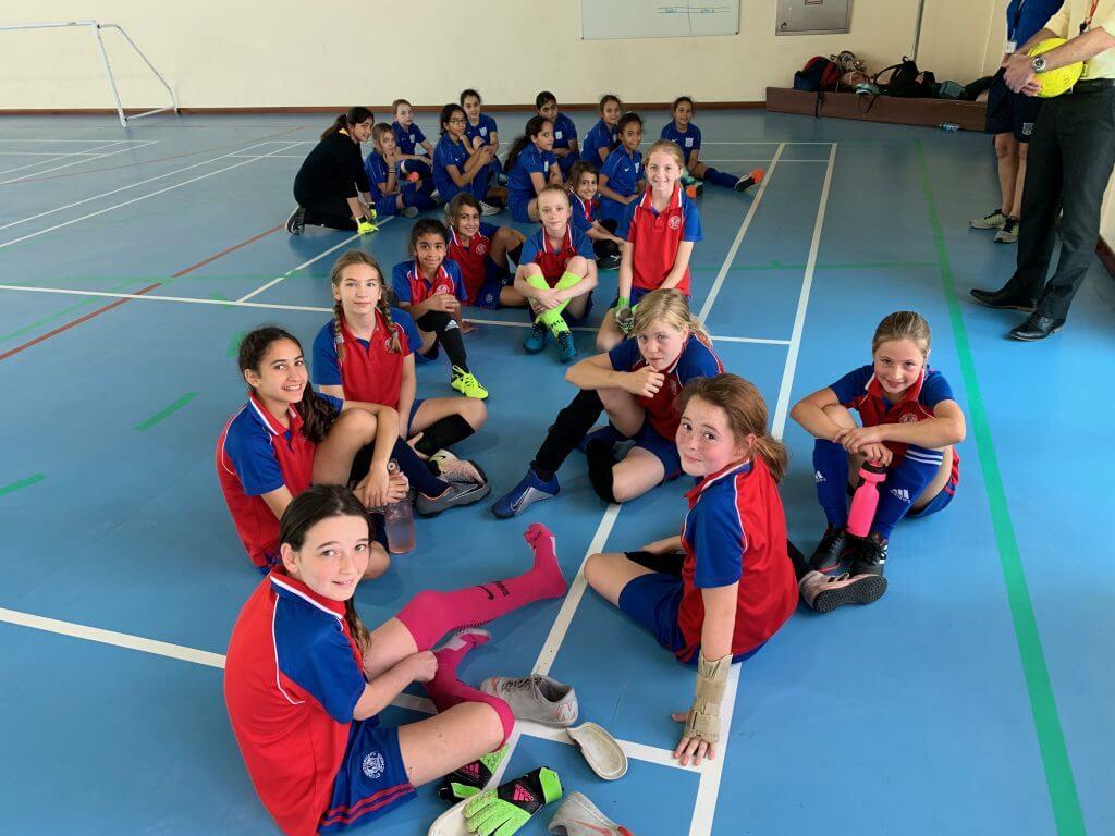 Indoor Teams - Rebecca Lambert