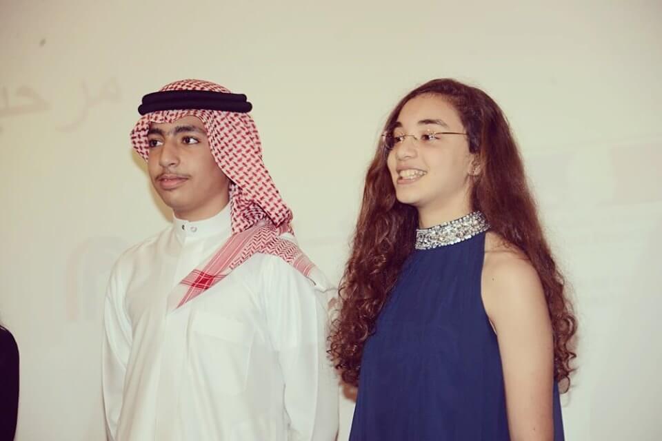 Abdullah-Deena - Nassima Chebel