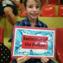 Swimmer of the Month- April & May