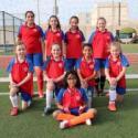 Girls' Football Friendly against BSB