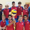 Under 13 Boys Volleyball